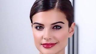 Дневной макияж - элегантный деловой стиль. Красивый дневной макияж. Уроки макияжа