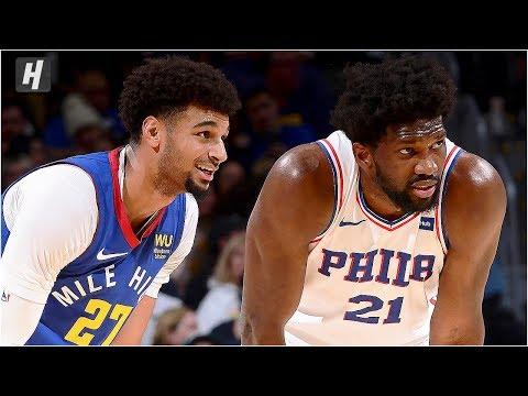 Philadelphia 76ers Vs Denver Nuggets - Full Game Highlights | November 8, 2019 | 2019-20 NBA Season