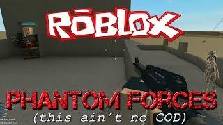 Roblox: Phantom Forces [gehen, um eine größere Waffe zu brauchen]