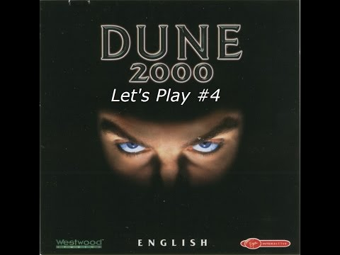 Let's Play Dune 2000 #4 - Mission 5 Ordos