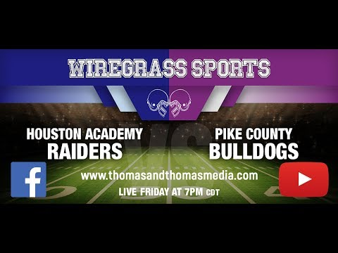 Houston Academy vs Pike County High School