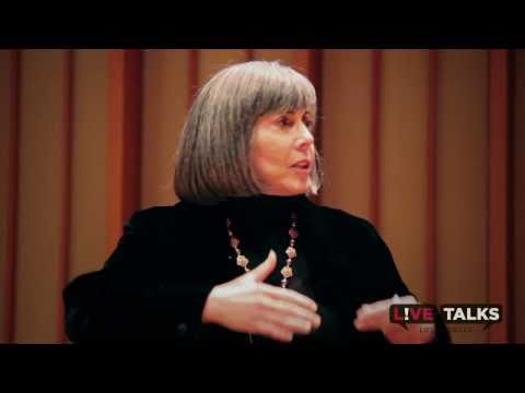 Anne Rice in conversation with Christopher Rice - Audience Q&A part 1/4