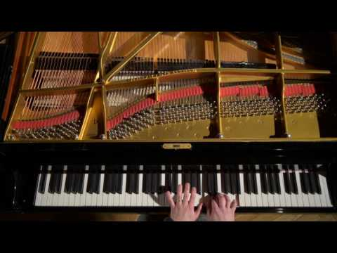 J. S. Bach Prelude and Fugue in D Major BWV 850 no 5 Das Wohltemperierte Klavier