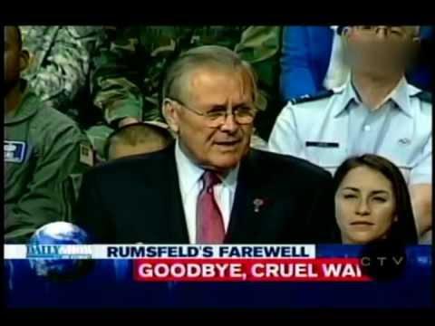 Donald Rumsfeld Greatest Hits