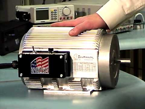 Variable speed motor compact and integrated youtube for How to make a variable speed motor