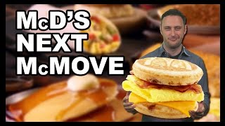 McDonald's McDoubling Down on Breakfast All Day? - Food Feeder