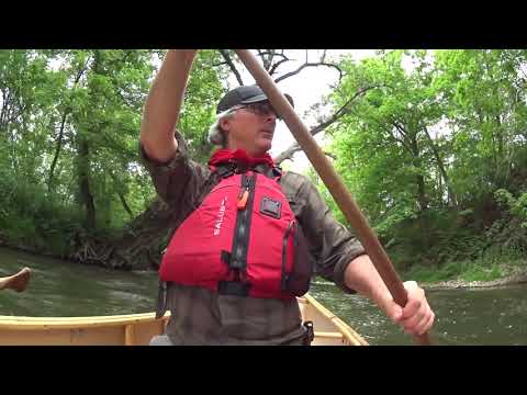 Paddling The Thames River - Part 1