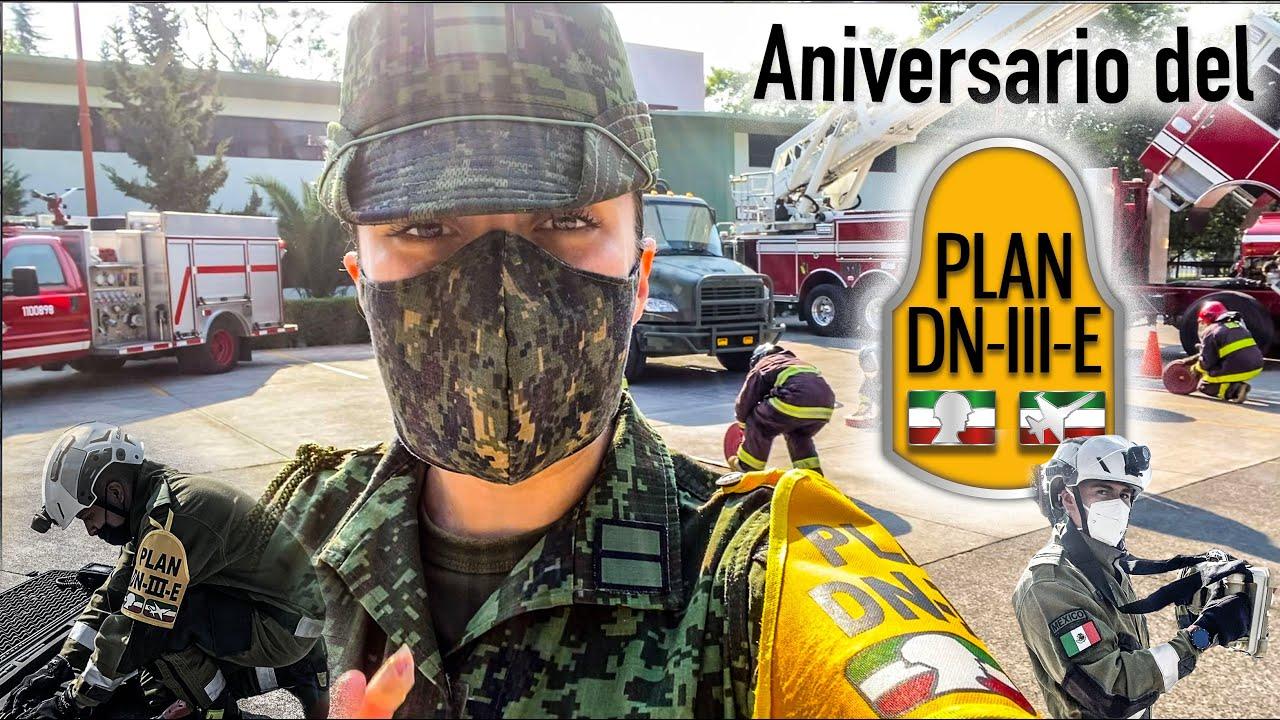 Aniversario del #PlanDNIIIE, ¡hagámoslo tendencia! 🇲🇽❤️