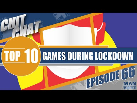 Top 10 Games To Play During Lockdown - Chit Chat LIVE - Episode 66