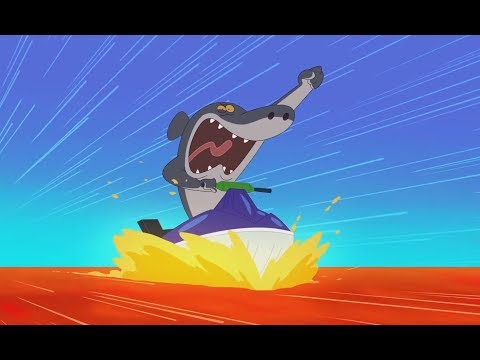Zig & Sharko 🏄‍♂ JET SKI TIME 🏄‍♂ #LARVA 🔥 COMPILATION In HD
