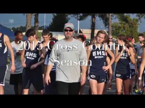 Enterprise High School Cross Country Season 2015