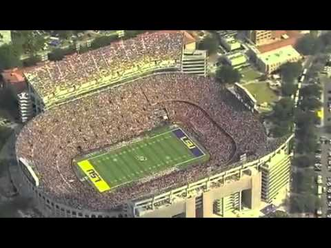 LSU FOOTBALL SONG ( Football Back )