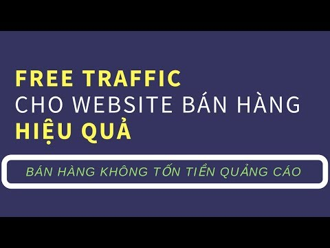 Hướng dẫn Free Traffic cho Shopify và Affiliate hiệu quả thumbnail