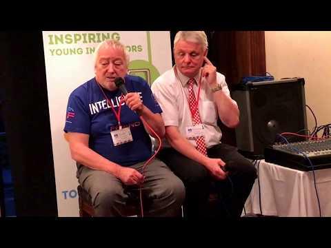 David and Trevor at Amiga Ireland 2018