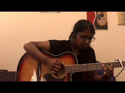Lauv- I Like Me Better (Fingerstyle Cover)