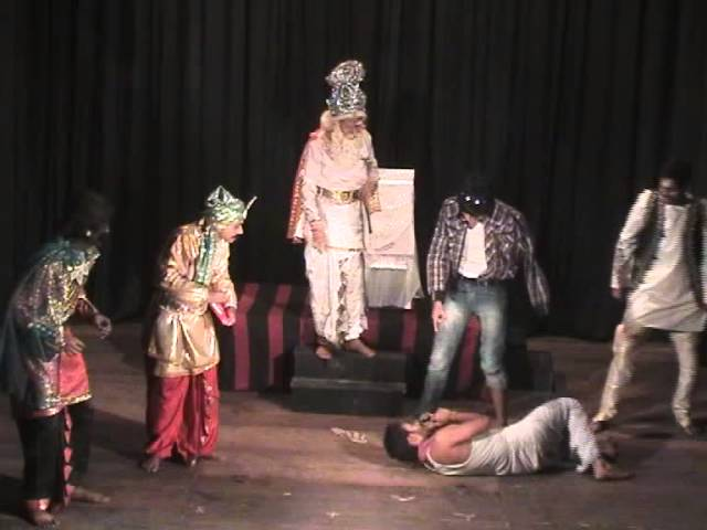 Taltheck's  Natak  ( Sattyi Bhuter Galpo )  2013  -  Part 4 Travel Video