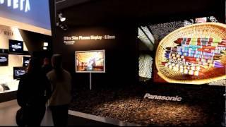 150 Zoll TV-IFA 2009-der größte TV der Welt