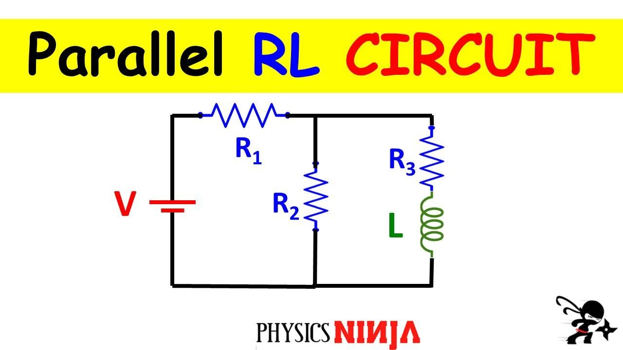 parallel rl circuit youtube rh youtube com