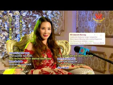 Amazing Vietnamese Superstar Hồ Quỳnh Hương - Part 2