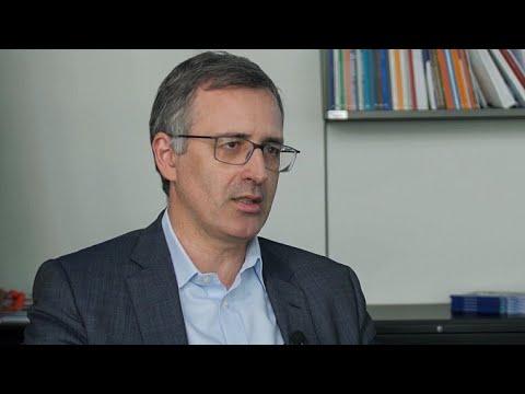 Сергей Гуриев - выступление во ВШЭ