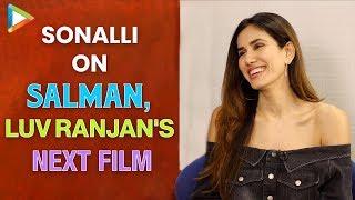 "Sonalli Seygall on Salman: ""I had a huge CRUSH on Him""   Shekhar Kapur   Luv Ranjan   Sunny"