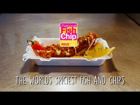 The World's Spiciest Fish & Chips