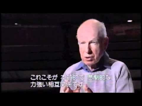 Peter Brook speak about The tragedy of Hamlet