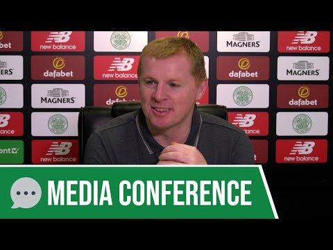 Full Celtic Media Conference: Neil Lennon (09/12/19)