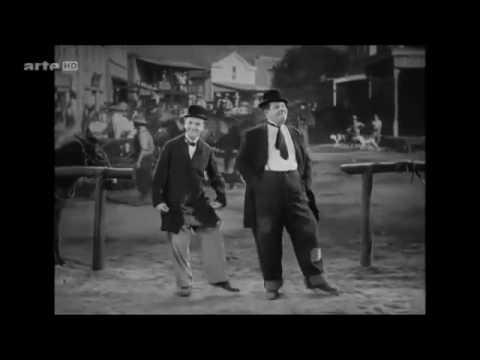 Let's twist again   Laurel et Hardy