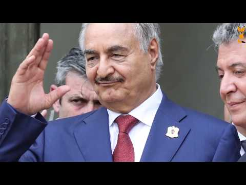 How did General Khalifa Haftar gain Power in Libya?