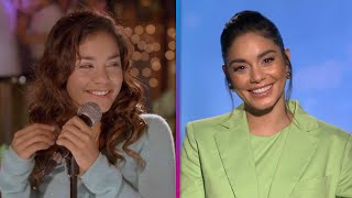 Vanessa Hudgens REACTS to High School Musical 15th Anniversary (Exclusive)
