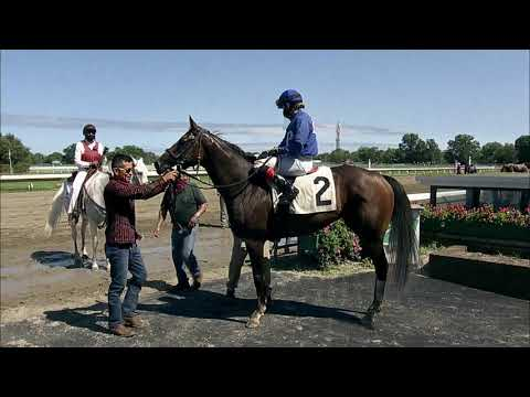 video thumbnail for MONMOUTH PARK 08-08-20 RACE 6