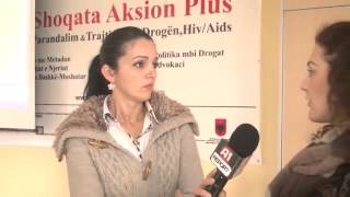 Albanian NGO Aksion Plus about sex workers and their needs