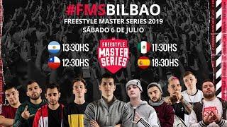 FMS ESPAÑA - Jornada 3 #FMSBILBAO Temporada 2019