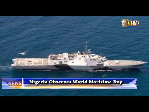 Nigeria Observes World Maritime Day