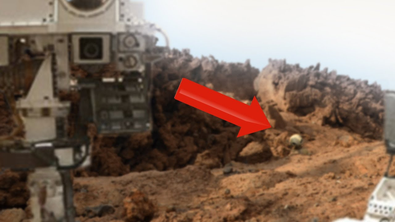 mars insight landing footage - photo #30