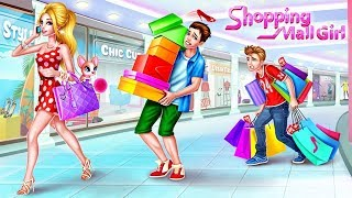 Shopping Mall Cartoon Images