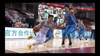 Jeremy Lin dominates in first CBA Playoff Game - Beijing vs Fujian 8/2/20