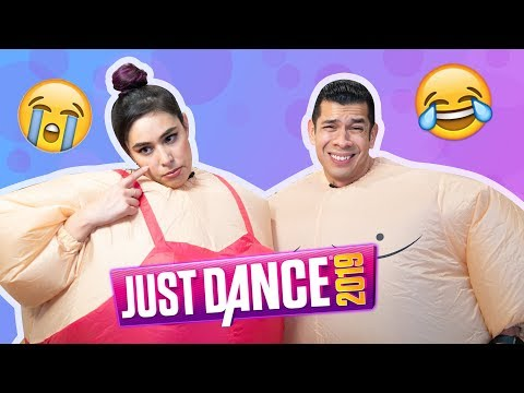 NO TEARS LEFT TO CRY - Husband vs Wife - JUST DANCE 2019