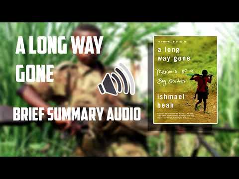 A Long Way Gone Audio Book Brief Summary Audio