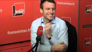 Emmanuel Macron, je suis comme vous - Le billet d'Alex Vizorek