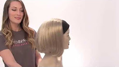 54bfde02fccaf Hair For Hats - Full Wig Alternatives - YouTube