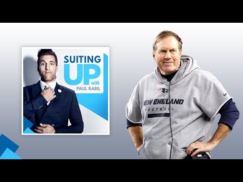 Bill Belichick | Suiting Up Podcast EP01