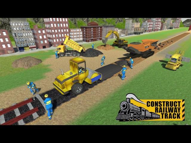 Construct Railway: Train Games