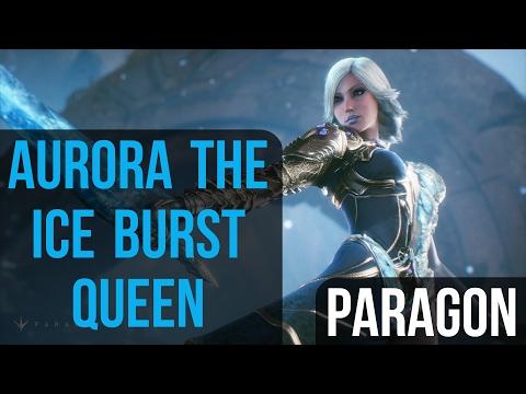 Aurora Deck Build Monolith - Aurora The Ice Burst Queen - Paragon PS4