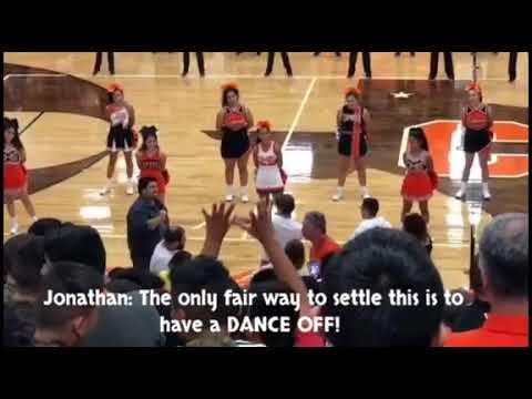 Caprock High School Dance-Off