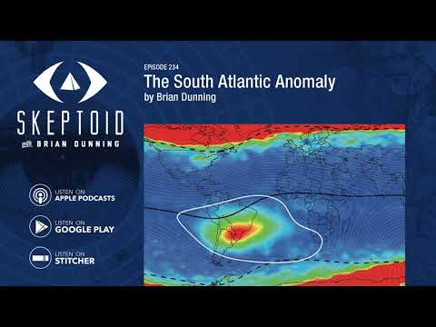 The South Atlantic Anomaly