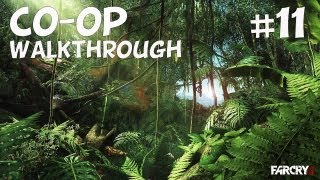 Far Cry 3 Co-op Walkthrough: Part 11 Rush Hour (Gameplay in HD) XBOX PS3 PC