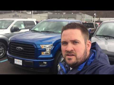Where is Stuckey Ford Subaru located?