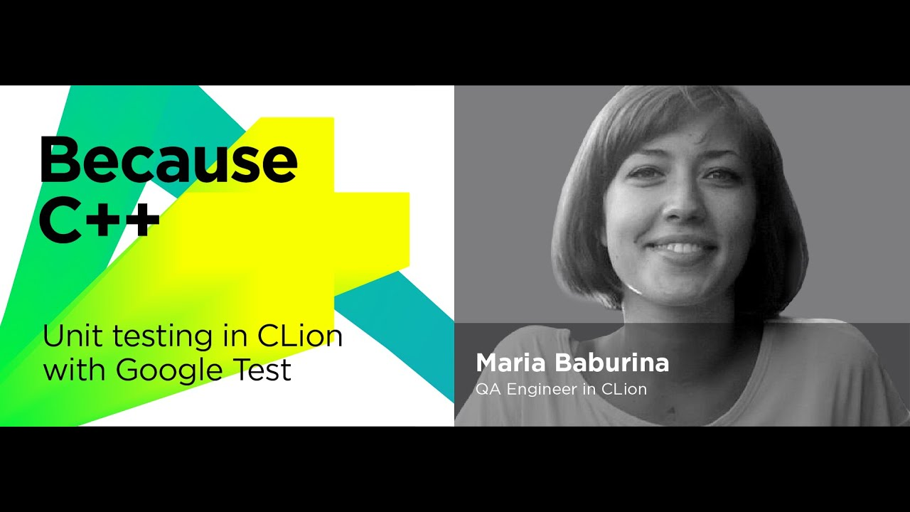 Unit testing in CLion (in Russian)